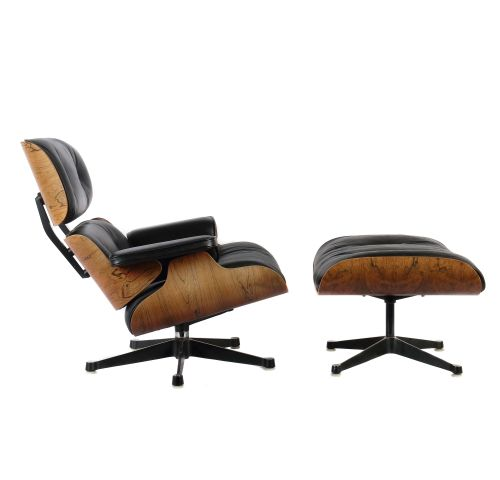 Ray & Charls Eames, Lounge Chair mit Ottomane, Vitra AG, Design